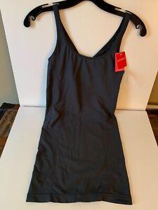 SPANX NEW Charcoal Grey Size XL Slip