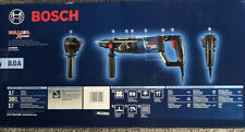 "Bosch 11255VSR Bulldog Xtreme 8 Amp 1"" Corded SDS-Plus Rotary Hammer Drill  NEW!"