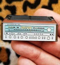 Limited Pioneer Sx-1250 Stereo Receiver Enamel Pins Limited