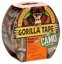 Gorilla Tape - 3044501 - Camo Tape Camouflage, 48mm Wide X 8m