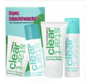 Dermalogica Clear Start Bye, Blackheads! Kit with free gift