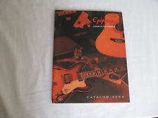 EPIPHONE 2004 GUITAR CATALOG - ACOUSTIC and ELECTIRC BASS and GUITARS