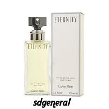 Eternity by Calvin Klein 3.4 oz / 100 ml EDP Perfume for Women New In Box