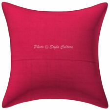 Indian Home Decor Patchwork Cushion Cover Throw Handmade Pillow Case Cover