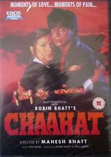 CHAAHAT -EROS ORIGINAL BOLLYWOOD DVD-Shahrukh Khan, Pooja Bhatt,Naseeruddin Shah