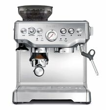 Breville Barista Espresso Machine BES870XL Coffee Maker Stainless Steel - NEW