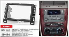 CARAV 11-470 Car Radio Fascia panel Frame For CHEVROLET Cobalt/PONTIAC G5/SATURN
