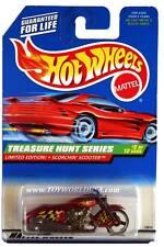 1998 Hot Wheels Treasure Hunt Series #02 Scorchin' Scooter
