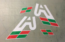 Adesivo serbatoio Aprilia MX 1981 cristal - adesivi/adhesives/stickers/decal