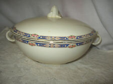 VINTAGE TAYLOR SMITH & TAYLOR ROUND COVERED SERVING OR VEGETABLE BOWL