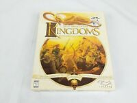 Total Annihilation: Kingdoms Big Box PC Game 1999 Windows 95 / 98
