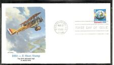 "US SC # 2277 ""E"" Earth FDC. Fleetwood  Cachet"