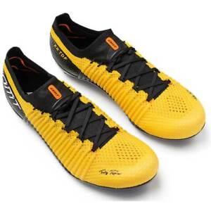 NEW DMT KR1 Tour De France Tadej Pogačar Ltd Edition Road Cycling Shoes RRP£349