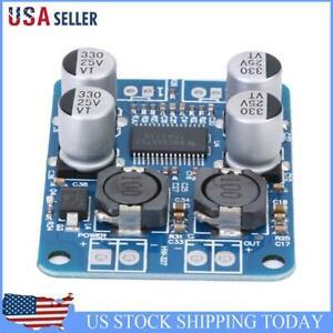 TPA3118 PBTL Mono DC8-24V 60W Digital Audio Amplifier Board AMP Module Chip
