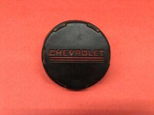 1988-1994 CHEVROLET GM SILVERADO PICKUP STEERING WHEEL HORN PAD CAP USED OEM