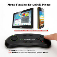 VR Control Remoto Inalámbrico Bluetooth Controlador Joystick Película Juego para Android iPhone