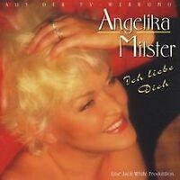 Ich Liebe Dich von Angelika Milster | CD | Zustand gut