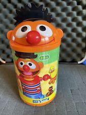 K'Nex Sesame Street Ernie Building Set Toy Workshop Character New! Sealed!