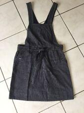 Robe jupe salopette COMPTOIR DES COTONNIERS taille 36 grise