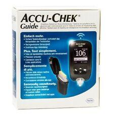 Misurat. Accu-chek Guide Roche Wireless - Kit completo glicemia con 10 Strisce