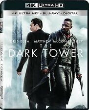 The Dark Tower (4K Ultra HD)(Dolby Vision)(Atmos)(UHD)