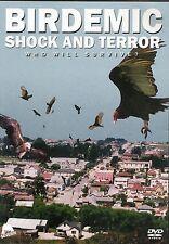 Birdemic Shock and Terror DVD Severin James Nguyen Tippi Hendren