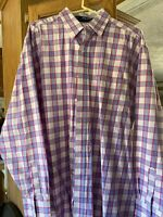 George Strait Long Sleeve Shirt Men's Size XL