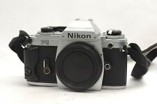 @ Ship in 24 Hours! @ Excellent! @ Nikon FG 35mm Film SLR Camera Body from Japan