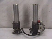 Hilborn Fuel Injection Single Throat Injector Pair Ford A/B 4 cyl.