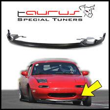 Lip spoiler anteriore in abs Mazda MX5 Miata NA RS STYLE splitter lama paraurti