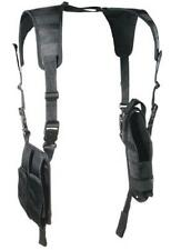 Black Vertical Shoulder Holster Fits S&W 4006 4506 SIG P220 P250 P226 P229