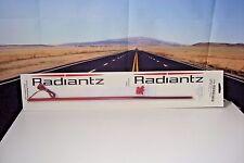 Flexible 1 Foot LED Spacing Array Light Kit 1mm Red 4000-11 Radiantz 4000-11 X7