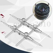 DSLR Camera Lens Spanner Wrench Repair Open Tool Ring Remover Stainless Steel