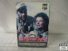 African Queen, The * Vhs Humphrey Bogart Cbs/Fox Sliding Case