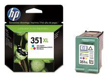 HP 351XL Tri-Colour Inkjet Print Cartridge