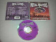 CD METAL MASTERS VOLUME FOUR - EXCALIBUR MOTORHEAD AVENGER BLACK ROSE
