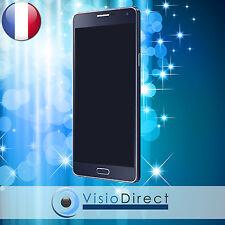 Ecran complet pour Samsung Galaxy A7 SM-A700F noir vitre tactile + ecran LCD