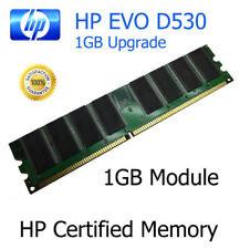 DDR1 SDRAM de ordenador HP 1 módulos