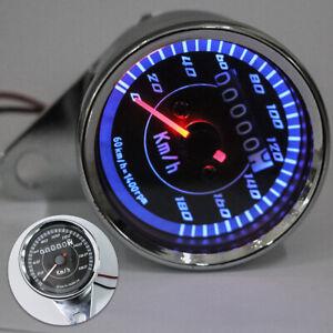 Motorcycle LED Backlit Speedometer For Yamaha V Star XVS 650 950 1300 1100 250