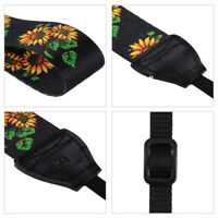 Soft Multi-Color Universal Camcorder Camera Shoulder Strap Neck Belt for DSLR
