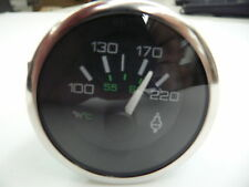 NEW OEM SEARAY WATER TEMPERATURE GAUGE SEA RAY 12V 1291509