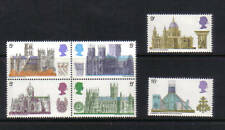 1969 British Architecture Cathedrals. Unmounted mint.