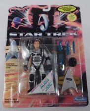 Mib 1994 Playmates Star Trek Generations Captain Kirk Space Suit Action Figure
