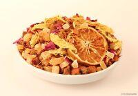 100g Früchtetee TROPENHIMMEL® MAGENMILD mit Mango,Mandarine Stückchen, Tee