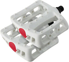 Odyssey Twisted PC Pedals - Platform Composite/Plastic 1/2 White