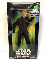 "1998 Kenner Hasbro Star Wars Action Collection LUKE SKYWALKER in Jedi Gear 12"""