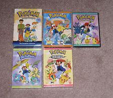 Pokemon Indigo Orange Island Johto Journeys League Champions Master Quest DVD