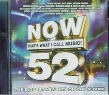NOW THAT'S WHAT I CALL MUSIC VOL.52  CD  New Sealed Fast Free Shipping