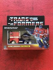 Transformers E5003 Vintage G1 Optimus Prime Collectible Figure WALMART REISSUE