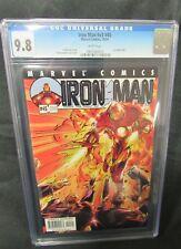 Iron Man #V3 #45 (2001) Frank Tieri Story CGC 9.8 V638